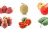 五种减肥水果:平常吃的水果能减肥你需要补充了