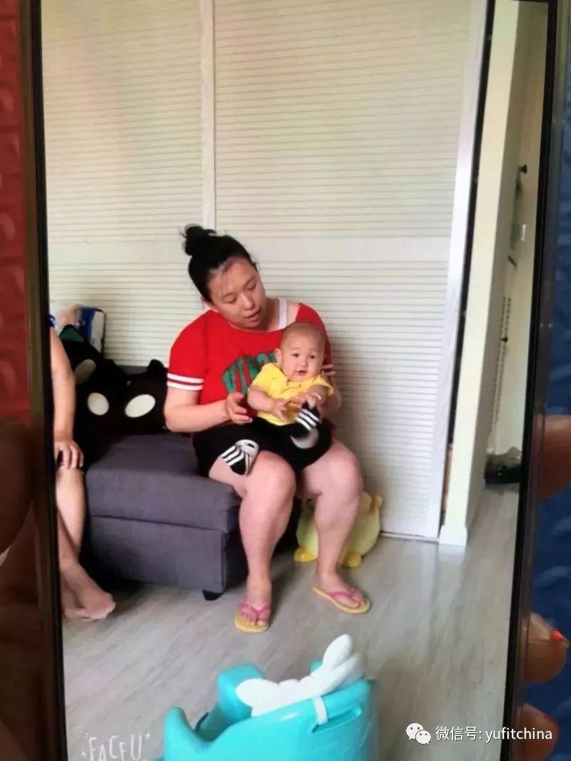 产后肥胖170斤成大妈,看她如何蜕变成少女
